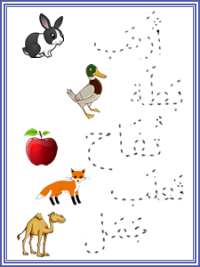 arabic handwriting worksheets for kindergarten. Black Bedroom Furniture Sets. Home Design Ideas